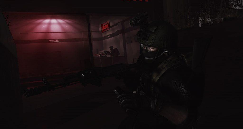 Soldiers Exploring - EFT Wallpaper