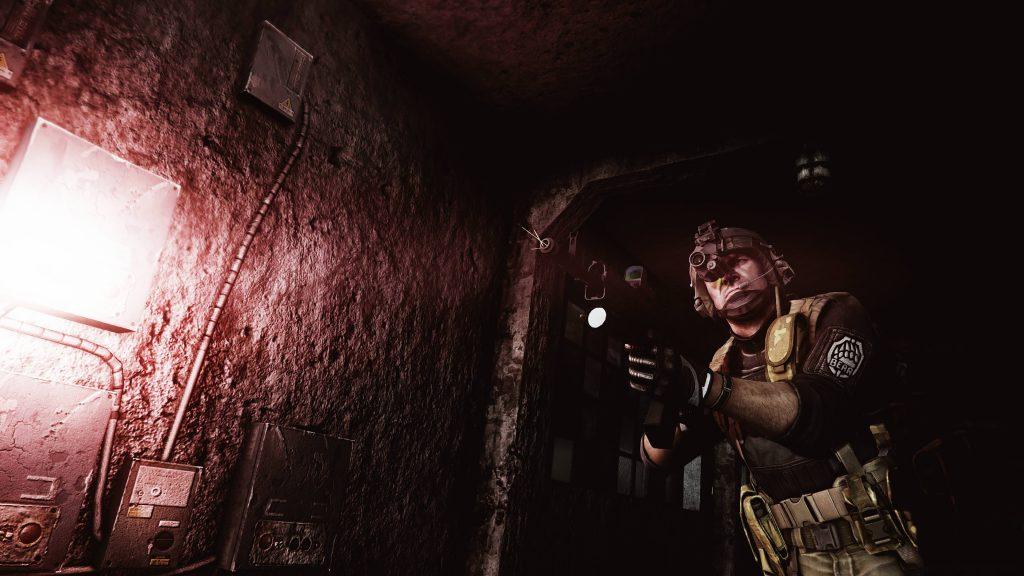 Soldier Exploring - EFT Wallpaper