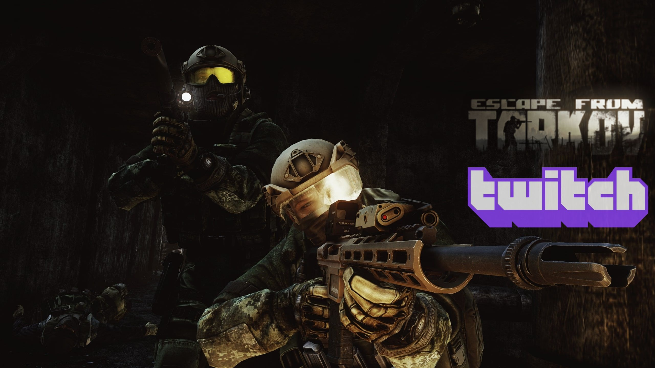 Escape From Tarkov Twitch Drops