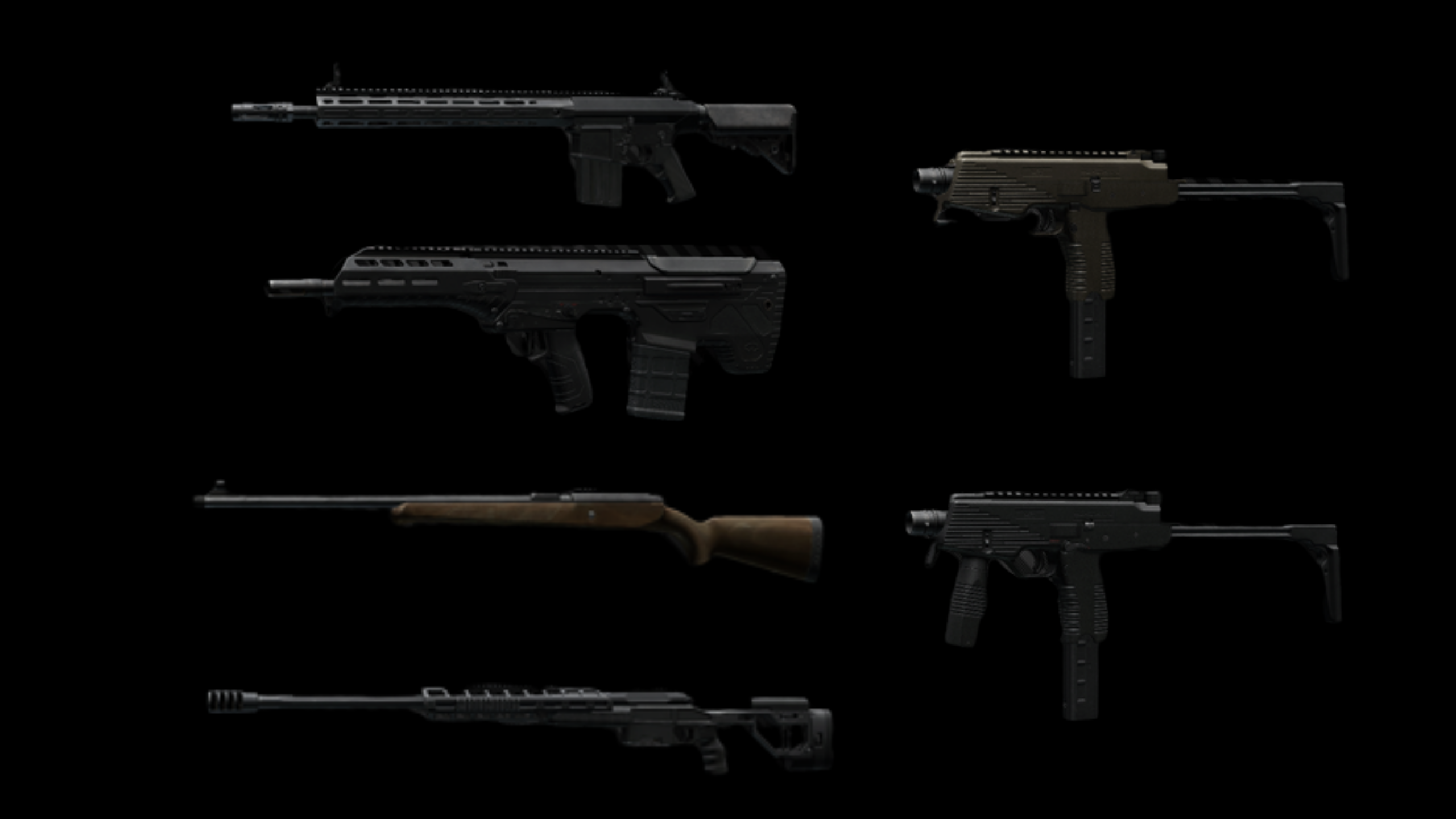 New Weapons in Patch 0.12.2.5485
